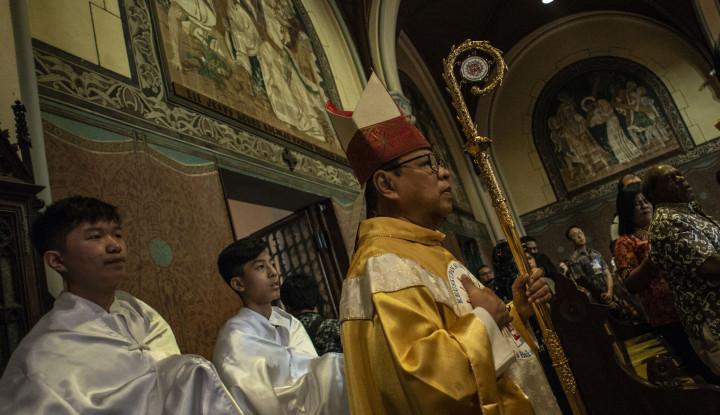 Foto Berita Ini Pesan Uskup Agung Terkait Pemilu 2019