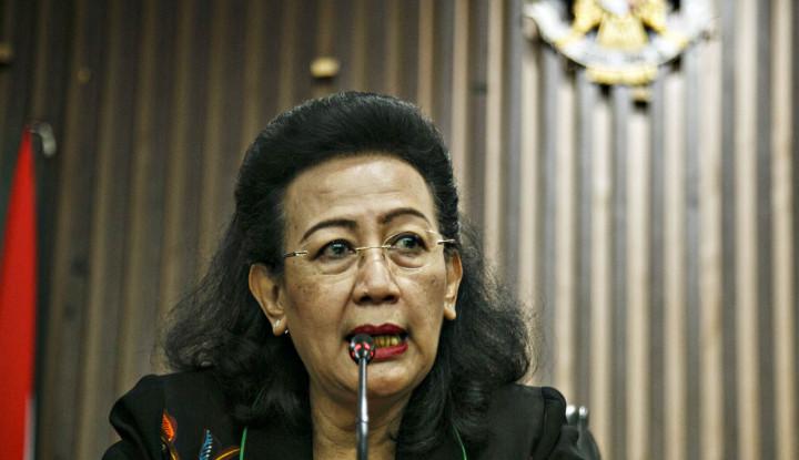 Foto Berita GKR Hemas Ngadu ke Jokowi Soal Konflik di DPD