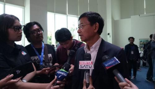 Foto Pascatsunami, Jababeka Akan Bangun Hotel Kontainer dan Terus Promosikan Tanjung Lesung