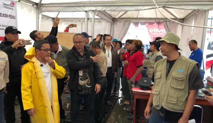 Relawan Tenaga Medis Sisir Lampung Selatan - Warta Ekonomi