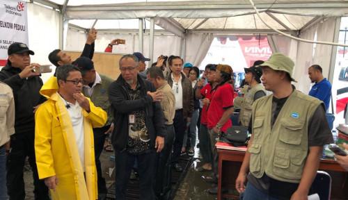 Foto Relawan Tenaga Medis Sisir Lampung Selatan
