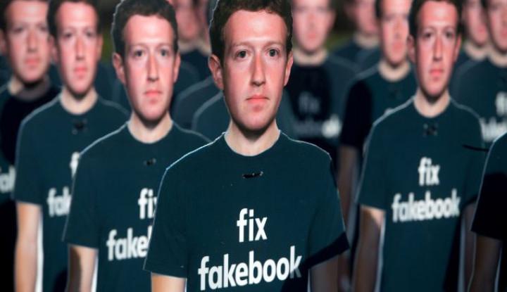 Belajar dari Perang Sipil Inggris, Facebook Harusnya Lakukan Hal Ini - Warta Ekonomi
