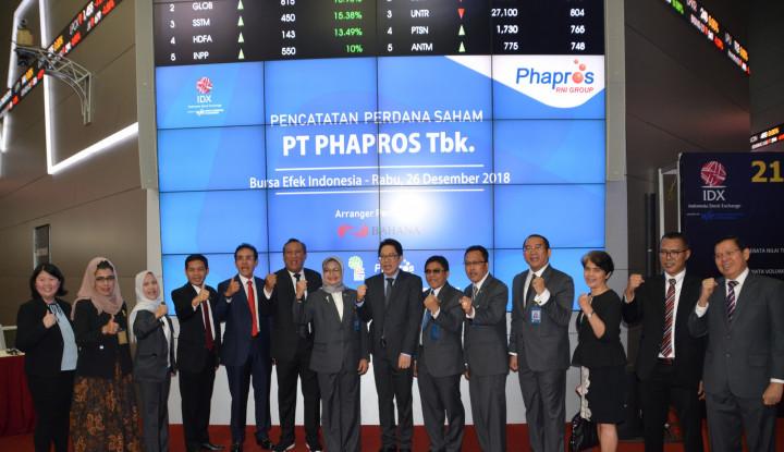 Mau Rights Issue, Phapros Bisa Kantongi Dana Segar Rp1,46 T - Warta Ekonomi