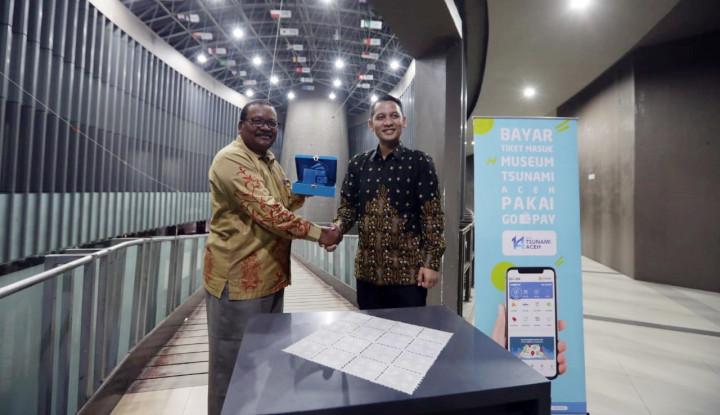 Masuk Museum Tsunami Aceh Kini Bisa Pakai Go-Pay - Warta Ekonomi