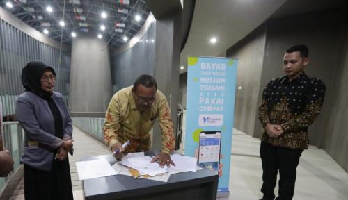 Foto Peringati 14 Tahun Tsunami Aceh, Go-Jek Bantu UMKM Perluas Pasar
