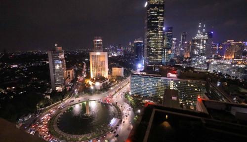 Foto Status Ibu Kota Lepas, Jakarta Menuju Kota Bisnis Berkelas