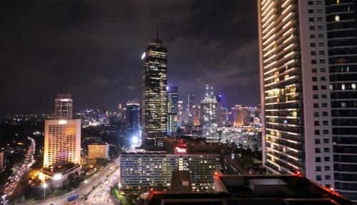 Foto Kunjungan Turis ke Jakarta Menurun, Hunian Hotel Kena Imbas