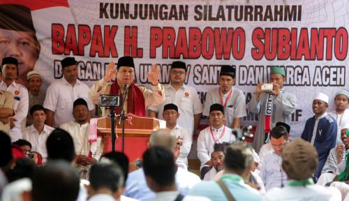 Foto Janji Prabowo di Depan Ulama