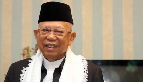 Indonesia Lagi Krisis, Kiai Ma'ruf Amin Kenapa Senyap?