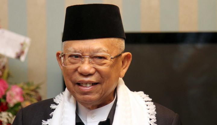 Umrah Dihentikan Sementara, Wapres Ma'ruf Amin Blak-Blakan Soal Haji - Warta Ekonomi
