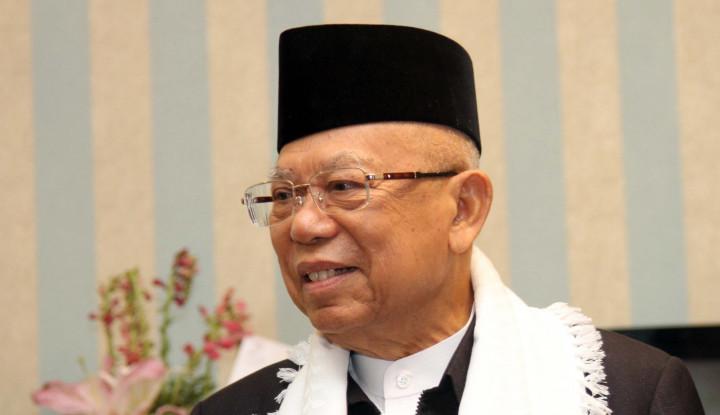Foto Berita Pede, Kiai Ma'ruf Pede Taklukkan Kandang Prabowo