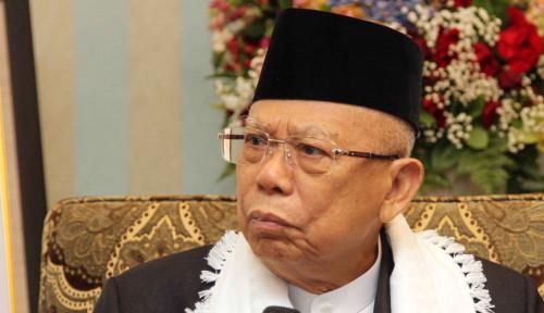 Foto Ma'aruf Amin Bikin Janji ke Petani, Isinya?