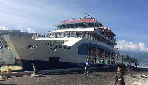 Foto Termasuk Merak-Bakauheni, Jasa Layanan Penyeberangan ASDP Indonesia Ferry Masih Berjalan Normal