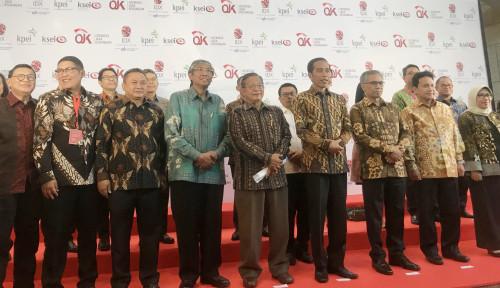 Foto Jokowi Sebut Pertumbuhan Ekonomi 2018 Sebesar 5,17%