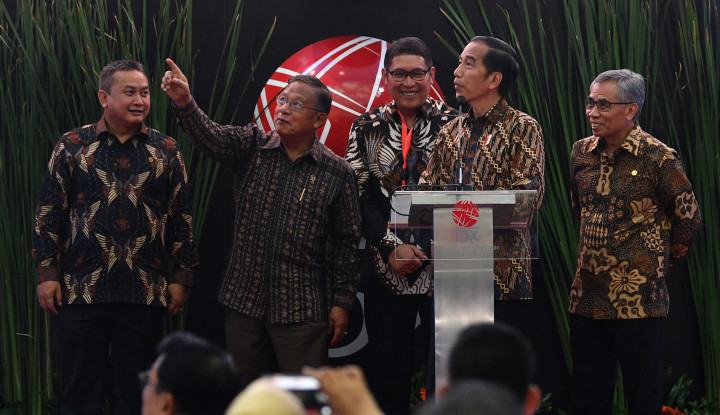 Jokowi Bicara Pasar Modal, Simak Ini - Warta Ekonomi