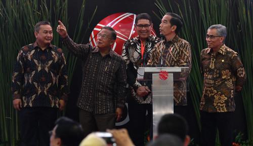 Foto Ketua OJK: IHSG Bisa Sampai 7.000 di Tahun Politik