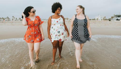 Foto Lewati Berbagai Rintangan, Bisnis Fesyen Busana Big Size Ini Berhasil Raih Kocek Triliunan