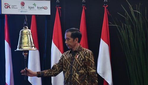 Foto Di Tahun Politik, Jokowi Bakal Keluarkan Paket Kebijakan Ekonomi Lagi
