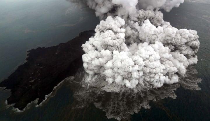 Anak Krakatau Ngambek, Kemenko PMK Koordinasikan Kesiapsiagaan Bencana