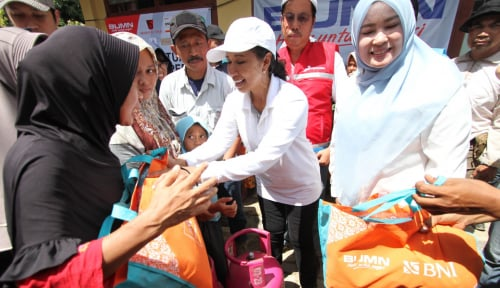 Foto Menteri BUMN: Program Kewirausahaan Pertanian Bantu Sejahterakan Petani