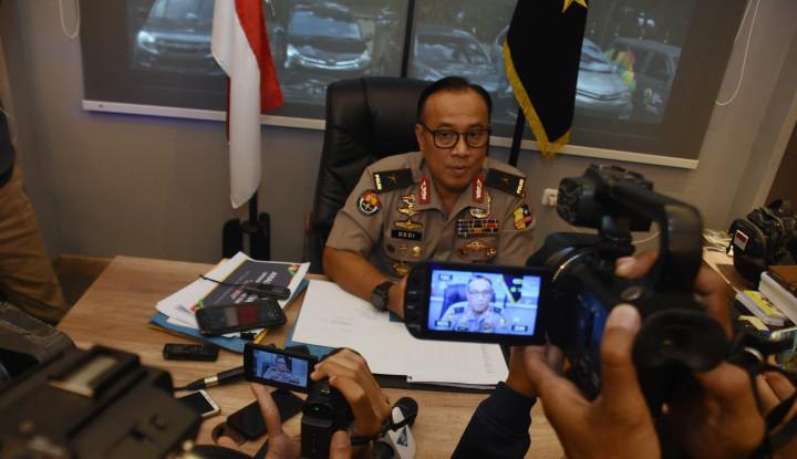 Foto Berita Terduga Penyebar Hoax Ijazah Palsu Jokowi Tak Ditahan, Hanya...