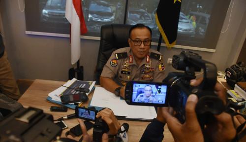 Foto Eks Bendahara PSSI Diperiksa Polisi