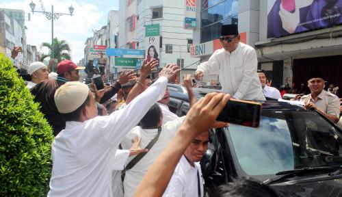 Foto Lo Punya Gelar Ekonomi, Tapi Lo Bikin Ekonomi Kacau, Prabowo: Gue Malu