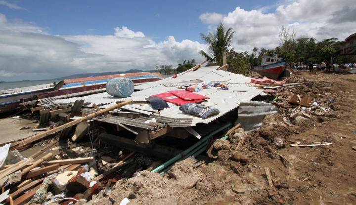 Foto Berita Kecamatan Sumur Jadi Zona Merah, Camat 'Ngadu' ke Menteri Rini