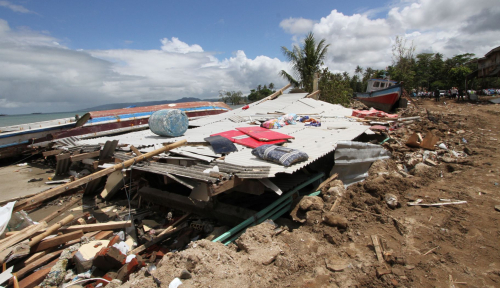 Foto Kecamatan Sumur Jadi Zona Merah, Camat 'Ngadu' ke Menteri Rini