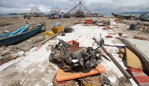 Foto Ada 1.586 Bencana Selama Empat Bulan di 2019