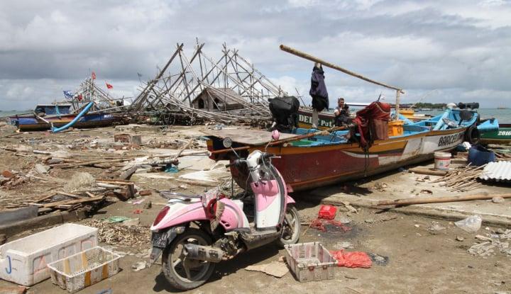 Foto Berita Cerita Korban Tsunami: Selamat Berkat Kusen Jendela (1)