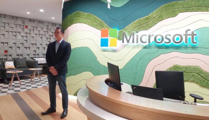 Foto Berita Lakukan Transformasi, Microsoft Indonesia Fokus di Layanan Cloud