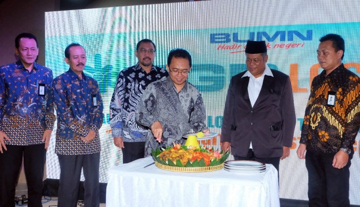 BGR Logistics Perkuat Transformasi Digital - Warta Ekonomi