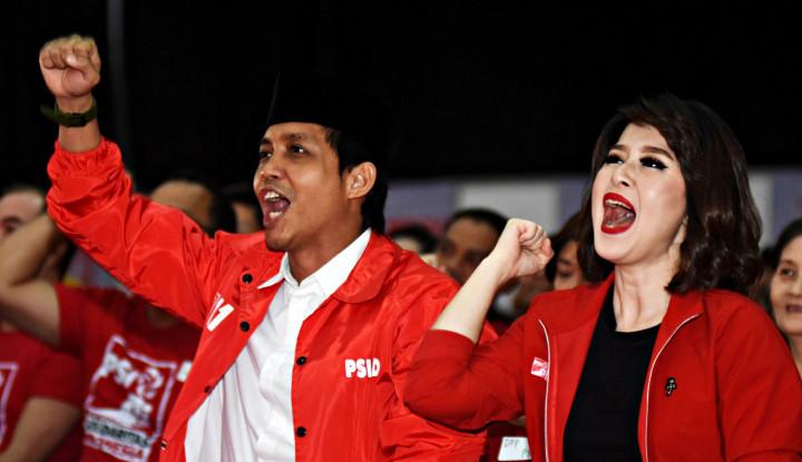 Hitung Cepat, PSI Lolos DPRD DKI Jakarta - Warta Ekonomi