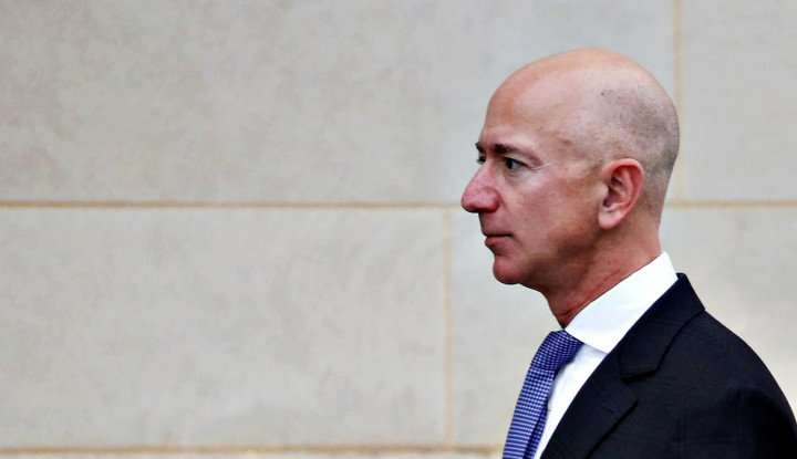 Gokil! Pemerintah Arab Saudi Bisa Akses Hp Bos Amazon - Warta Ekonomi