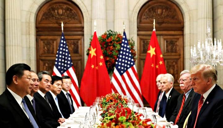 Foto Berita Cooperation Best for Both China and U.S., Xi Tells Trump
