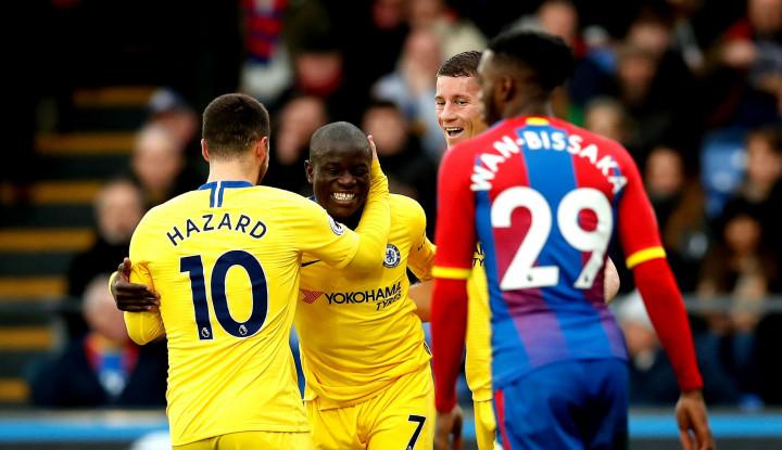 Carabao Cup Final, Laga Pamungkas Chelsea vs Manchester City - Warta Ekonomi