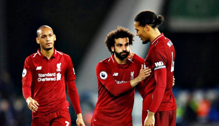 Foto Berita Jadwal Liga Inggris Pekan Ke-24, Liverpool vs Leicester City