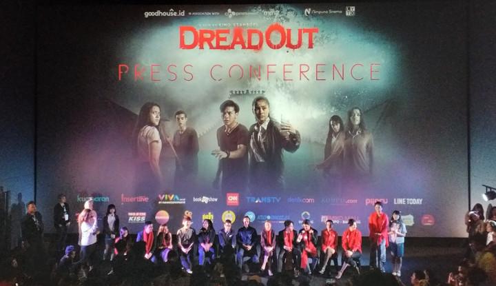 Foto Berita Besok, Film Adaptasi Gim Horror DreadOut Akan Sapa Tanah Air