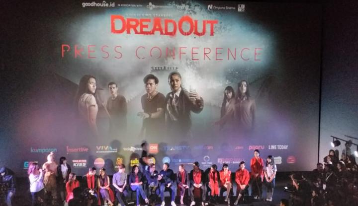 Film DreadOut Mengudara, Berapa Nilainya? | Review - Warta Ekonomi