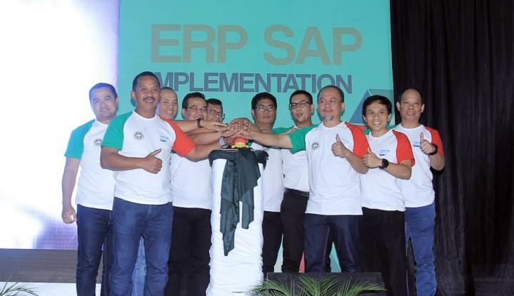 Masuk 2019, Semen Baturaja Implementasikan ERP Berbasis SAP - Warta Ekonomi
