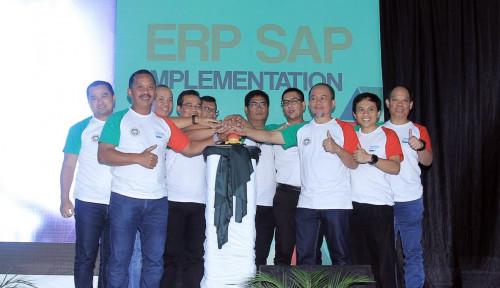 Foto Masuk 2019, Semen Baturaja Implementasikan ERP Berbasis SAP
