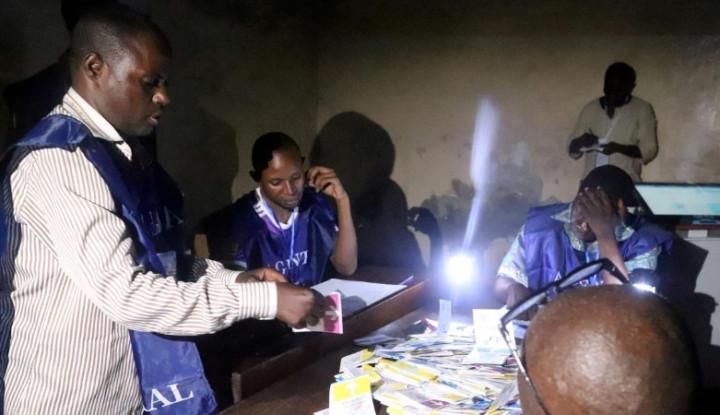 Foto Berita Beredar Hasil Fiktif Pemilu, Pemerintah Kongo Putus Internet dan Layanan SMS