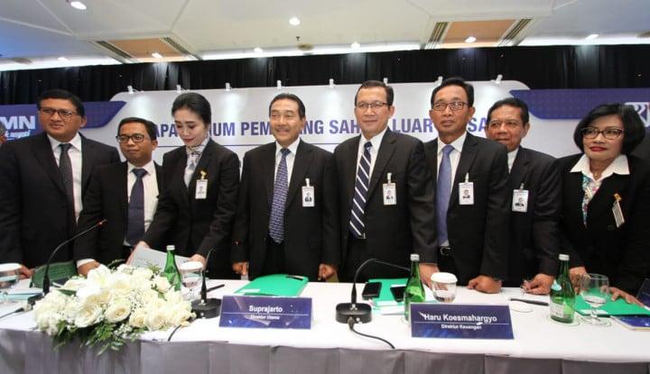 BRI Angkat Bos Pegadaian Jadi Wakil Direktur Utama - Warta Ekonomi