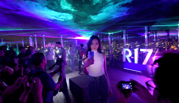 Oppo R17 Pro Resmi Meluncur di Pasar Indonesia - Warta Ekonomi