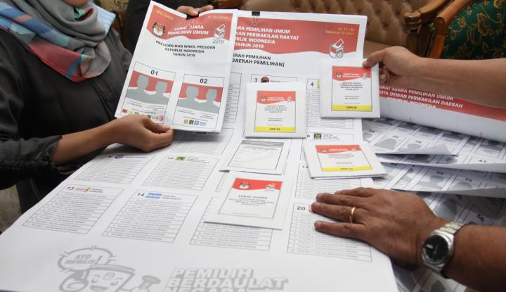 Wow, 669 Ribu Pemilih Urus Dokumen Pindah TPS, Kenapa ya? - Warta Ekonomi