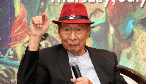 Foto Kawasan Elite Pondok Indah: Mahakarya Pak Ci yang Jadi Kenangan. . .