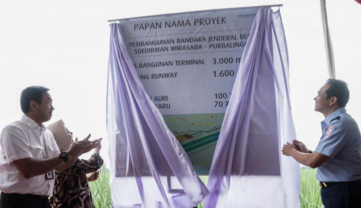 Foto Berita AP II Proyeksikan Pengembangan Bandara Soedirman Rampung Tahun 2020