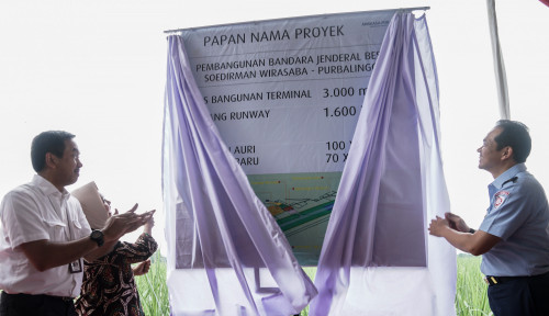 Foto AP II Proyeksikan Pengembangan Bandara Soedirman Rampung Tahun 2020