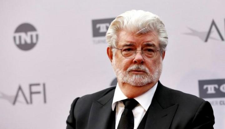 Tajir Melintir Berkat Film Star Wars, Hartanya Capai Rp91 Triliun - Warta Ekonomi